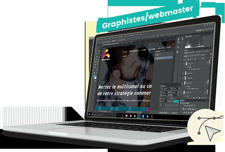 Graphiste webmaster